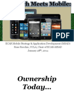 Research Meets Mobile