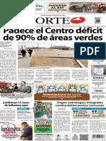 Periódico Norte edición impresa día 28 de enero 2014