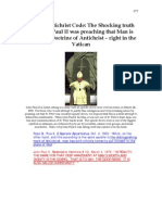 The Antichrist Code