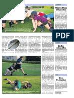 Trier Rugby Damen bei Spurwechsel