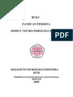 Modul Neurofisiologi Klinik Panduan Peserta
