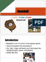 Baseball Done