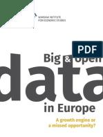 Big & Open Data in Europe