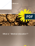 Research in Medical Education