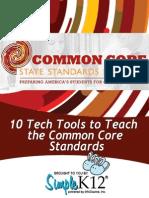 10 tools common core3