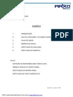 DATA BOOK  reservatorio ar 3M³ - 10KGF.CM² _102798