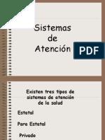 Sistemas de Atencion