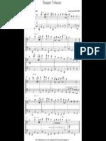 Trumpet Voluntary (Cello Duet) - Jeremy Clark
