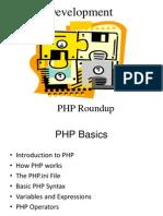 Chap1 Php Basics
