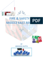 Fire & Safety in Middle East