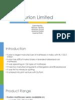 Kurlon Limited