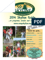 Skyline Program Guide 2014