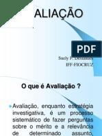 Avaliacao Brasilia