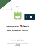 Guia de Trabalho Pratico Com Microcontrolador PIC