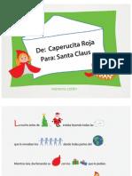 De Caperucita Para Santa-ANDTHEN