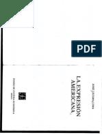 39039307 Lezama Lima Jose La Expresion Americana PDF