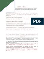 Cuenta y Clasificacion Del Activo Ofice 2003