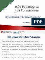 Manual Metodologias e estratégias Pedagógicas