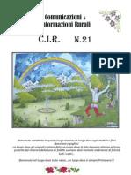 Cir n. 21