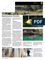 Back Country Planner 2013