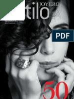 Revista Estilo Joyero 50 - Agosto 2009
