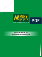 Fundamentals Analysis  by Money Market, Bng