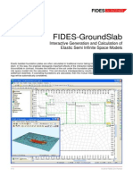 Db 121e FIDES-GroundSlab