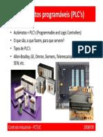 Automatos programaveis (PLCs)