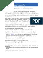 Manual de uso de SuccessNet