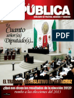 Revista Republica Agosto