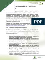 UNIDAD 2. Planeación e instalación de un sistema operativo