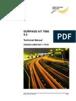 SURPASS HiT 7060 Technical Manual
