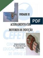 Acionamentos CA_ Cefet_Máquinas 1