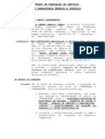 CONTRATO DE SERVIÇOS DE CONSULTORIA TÉCNICA - jorge sandro