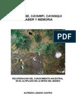 CAYAMBE R.S.a. Final Preliminar