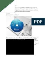 Instalacion de Software