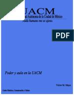 Poder y Aula en la UACM