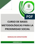 Manual Proximidad Social