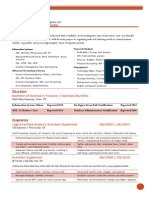 resume info systems