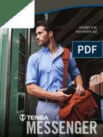 Tenba - Messenger Brochure