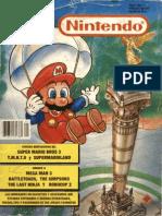 Club Nintendo - Año 1 No.1