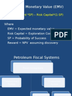 Petroleum Fiscal Systems _ 3
