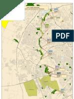 Leon Creek Greenway Map