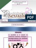 Presentacion de Sexualidad