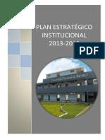 Plan Estrategico Institucional p.e.i-unab 24.09.2013