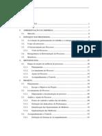 Analise e Melhoria de Processos Em Uma Empresa de Transporte Rodoviario de Cargas
