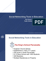 Social Networking Tools in Education.ppt