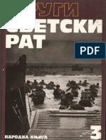 Drugi Svetski Rat (Knjiga 3)