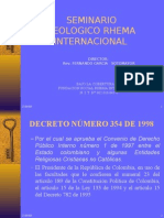 Brochure Rhema