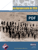 Censo Agropecuario 1950 Final